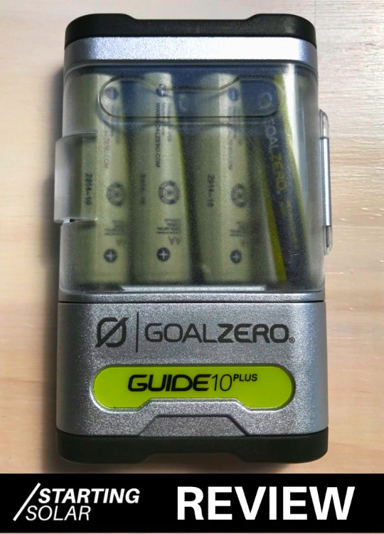 Goal Zero Guide 10 Plus Review