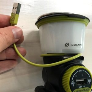Lighthouse Mini Charging Cable